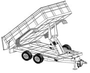 homebuilt trailer plans