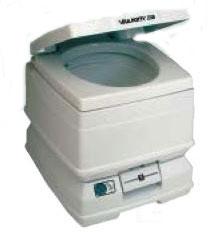 Visa Potty Toilets Model 238 10l 2 6 Gallon