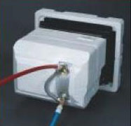 AQUA PRO PERMANENT WATER HEATER BY-PASS KITS: 12' FOR 10-GAL.