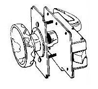 DECKER LOCK