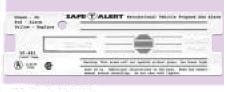 SAFE-T-ALERT 30 SERIES SLIM LINE LP GAS ALARM