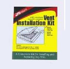 65051 - JR PRODUCTS VENT INSTALLATION KIT