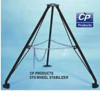 CP PRODUCTS 5TH WHEEL STABILIZER