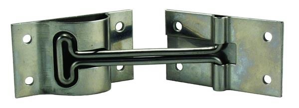 Stainless steel door hold back - 6