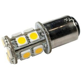 #1004 LED replacement bulb Soft White.