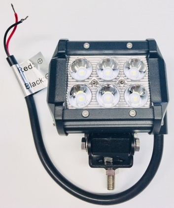 20680-LED SPOT LIGHT - BRIGHT WHITE