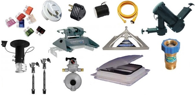 RV and Trailer Parts