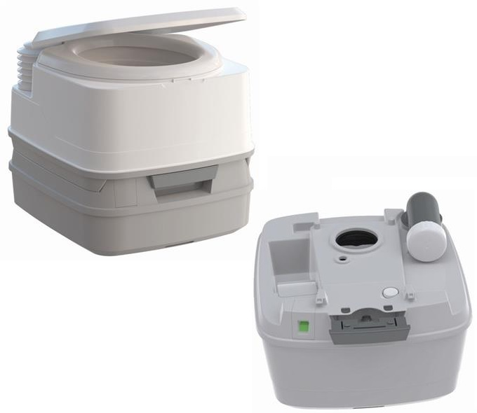 PORTA POTTI® 550P 5.5 GALLON