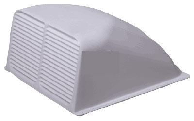 Exterior vent dome for 14 inch by 14 inch vents