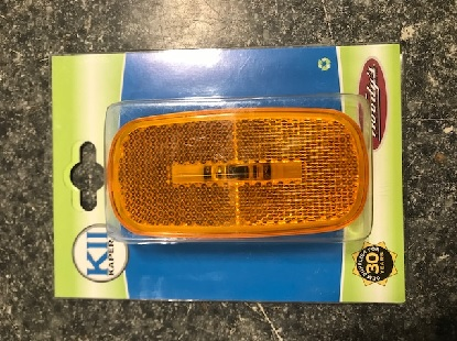 SIDE MARKER LIGHT-LED-AMBER