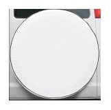SPARE TIRE COVERS - WHITE