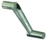 Roof vent replacement crank handle - metal