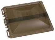 Ventmate smoke color replacement roof vent lid for Jensen's/Heng's