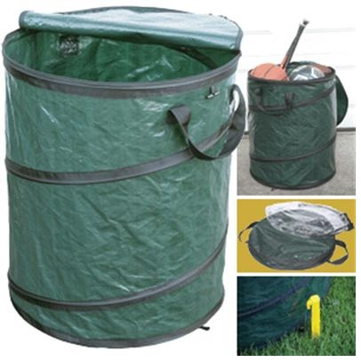 COLLAPSIBLE TRASH/UTILITY CAN
