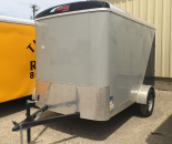 6' x 10' enclosed cargo trailer rental