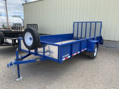(R2) 7' x 12' Single Axle Utility/ATV Trailer