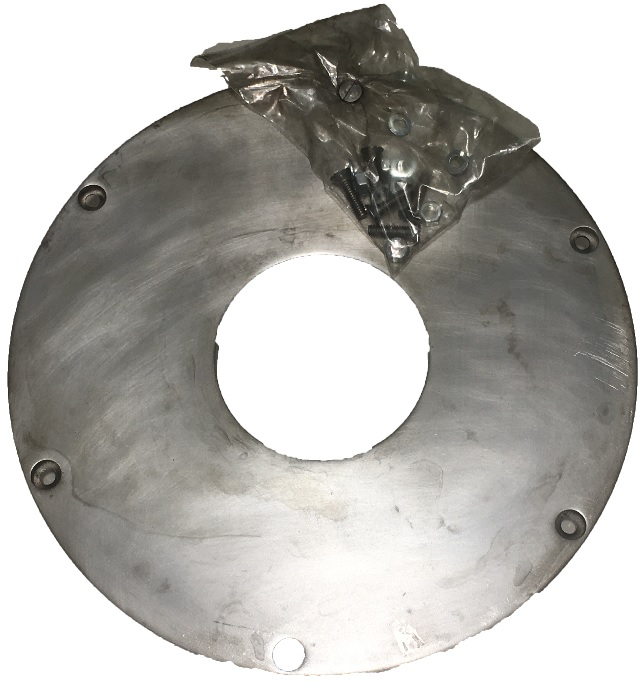 ALKO/Hayes armature plate for 10k - 16k trailer axles