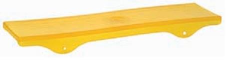 PVC keel pad - amber