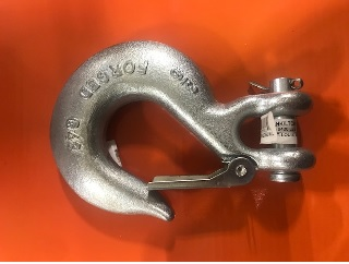 CHAIN, CLEVIS SLIP HOOK 16.2K FOR 3/8