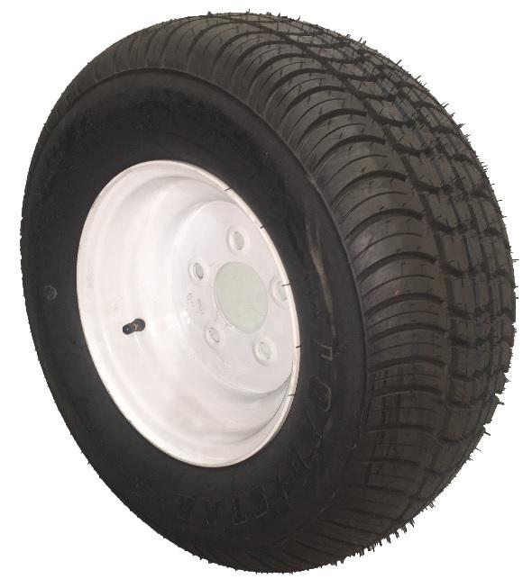 205/65R10 or 20.5 x 8-10 tire and wheel combo 5 lug