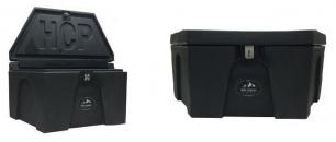 Poly tongue tool boxes