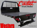 (40095) - 7' X 8.5' CADET TRUCK FLATBED (LONGBED)