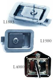 FLUSH LATCHES