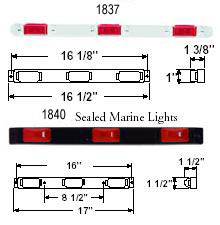 IDENTIFICATION MINI-LIGHT BAR