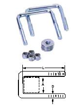 PACKAGED U-BOLTS