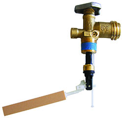 CAVAGNA ACME CYLINDER VALVES WITH OPD