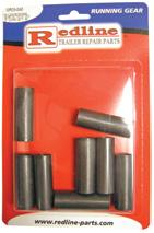 (SP05-060) NYLON BUSHINGS, 9/16