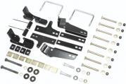Husky custom bracket kit for Dodge Ram