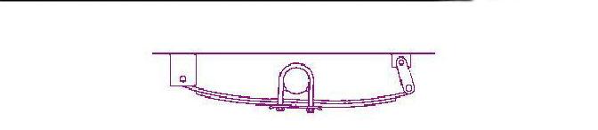 (SHK251) SINGLE AXLE HANGER KITS 1.75