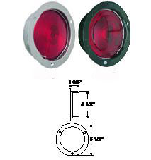 FLUSH MOUNT STOP, TURN AND TAIL LIGHT