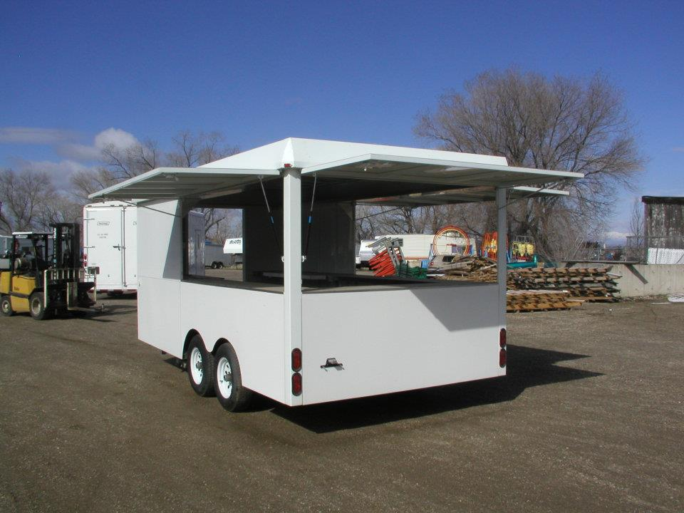 Concession Trailers Concession Trailer Used Concession ...