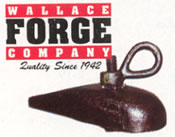 STRAIGHT TONGUE COUPLERS - WALLACE FORGE